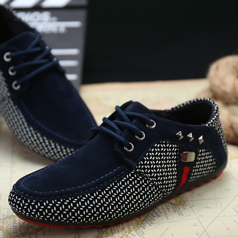 Summer Autumn Style 2016 New Fashion Shoes For Men Lace Up Breathable Casual Sport Men Shoes