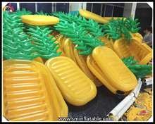 Summer Hot Selling giant inflatable pineapple float,water toys adult fruit pool floating for pool for sale(China (Mainland))