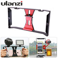 Ulanzi Handheld Phone Video Rig Case Handle Stabilizer for iPhone 7 smartphone for Livestreaming Youtube Filmmaking