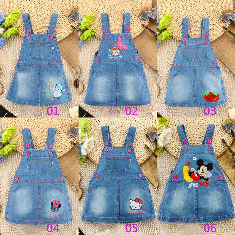 Summer Girls Denim Skirt Baby Girl Jean Skirts,Kid Suspenders Overalls Clothing,Cute Casual Children Clothes(China (Mainland))