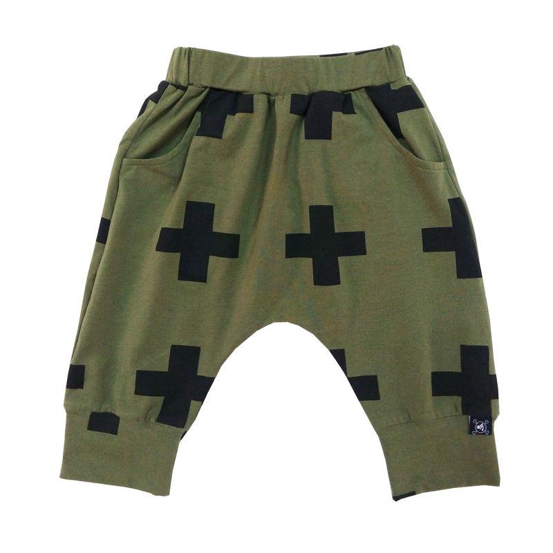 baby harem nununu boys shorts children clothing