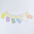 1Pair Summer Baby Children Candy Color Mesh Thin Breathable Enfants Kids Meias Short Cotton Sock Boys