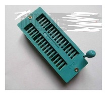 Buy 1pcs New 32 Pin Universal ZIF DIP Tester IC Test Socket for $1.38 in AliExpress store