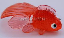 2015!Small New plastic toysornamental fish small goldfish model(China (Mainland))