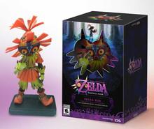 legend of zelda figure skull kid majoras mask figure Limited-Edition Nintendo 3DS(China (Mainland))