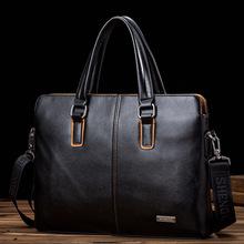 Men's business casual fashion Mobile Messenger bag handbag 2015 new wholesale cow split leather computer bag(China (Mainland))
