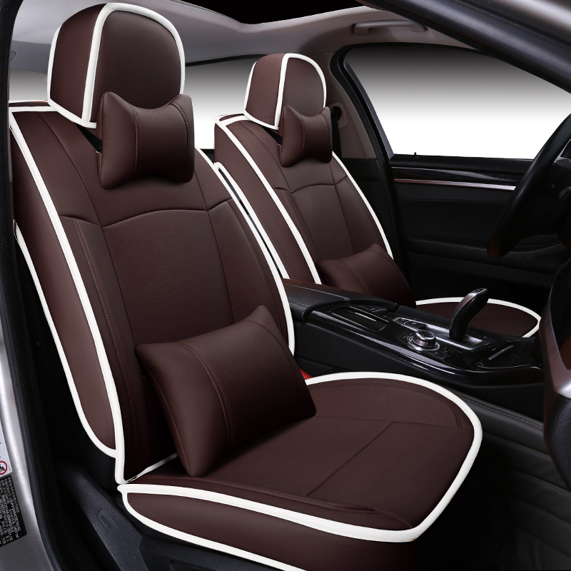 Paragraph 17 new car the chariot to the specialized automobile cushion custom-made seat pad 3 d all the four seasons general lea(China (Mainland))