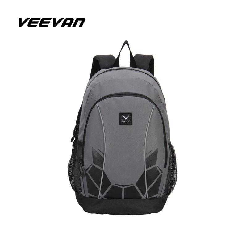 VEEVAN Brand Fashion Laptop Backpack School Shoulder Bag Nylon Sparkle at Night Men's Backpack for Boys Outdoor Sport Travel Bag(China (Mainland))