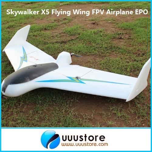 FPV Skywalker X5 Flying Wing White Glider FPV Airplane EPO<br><br>Aliexpress