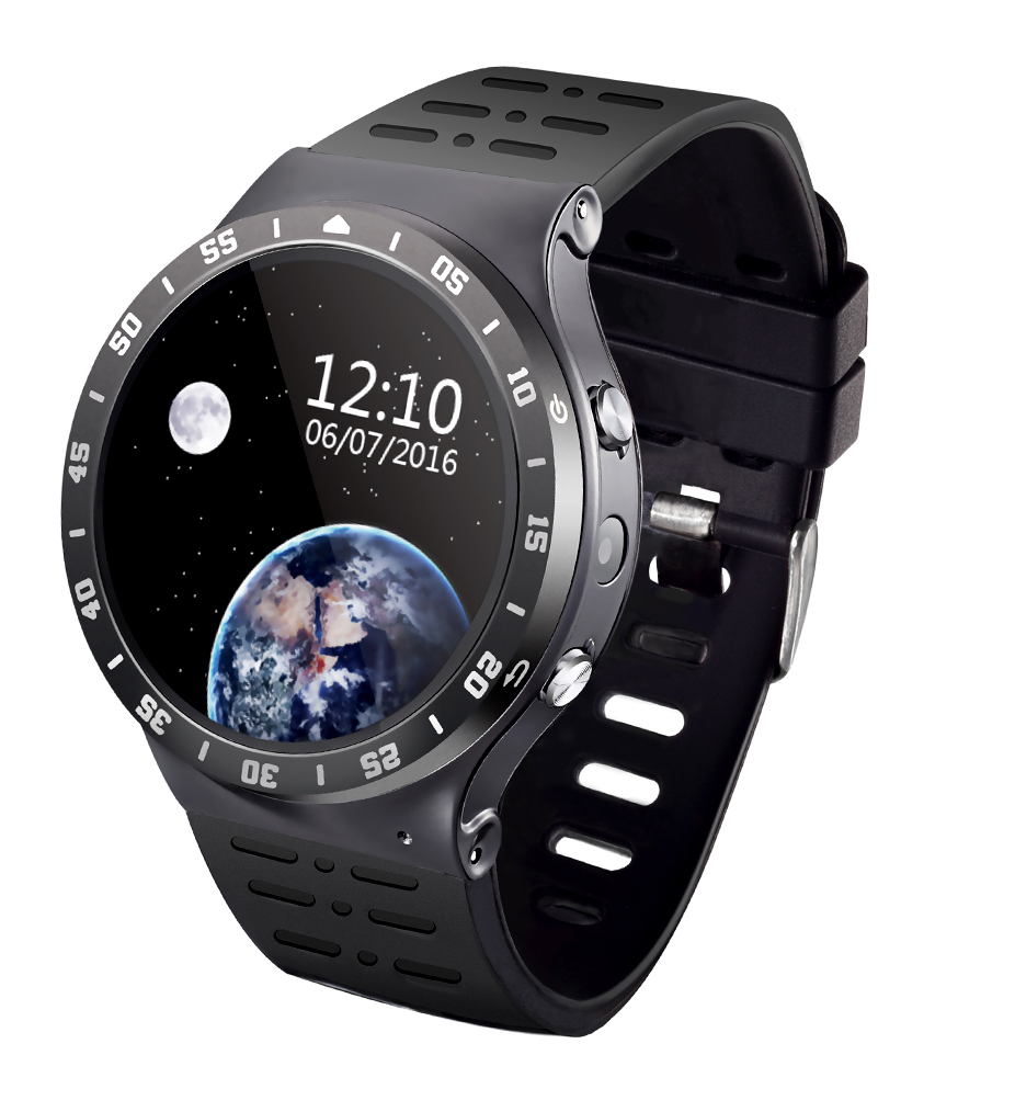 ZGPAX S99A 3G Smart Watch Android 5.1 2.0MP Cam GPS WiFi Pedometer Heart Rate 3G Smartwatch PK KW88 No.1 D5 X3 Plus PK KW88 x5