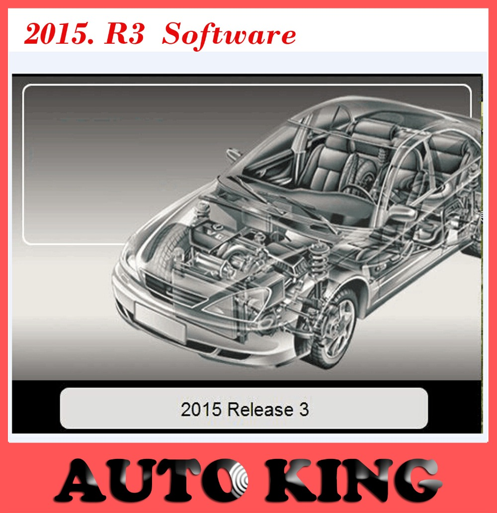 Super news! 2015.3 Software dvd Come! for tcs cdp pro plus mvd new vci multidiag pro car s trucks scan tool 2015 r3 CD Free ship(China (Mainland))