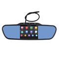 5 HD Rear View Mirror car accessories car accessories GPS WIFI Reverse Camera Bluetooth Car DVR