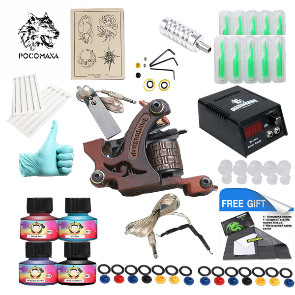 tattoo kits for cheap with free shipping