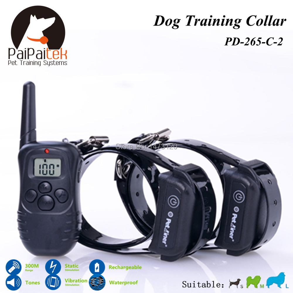 Paipaitek Pd  Manual Dog Training Collar