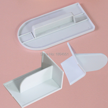 Edge Side Smoother Cake Scraper Chocolate Baking Mold Set Surface Polishing Pastry Cupcake Icing Kitchen Accessories