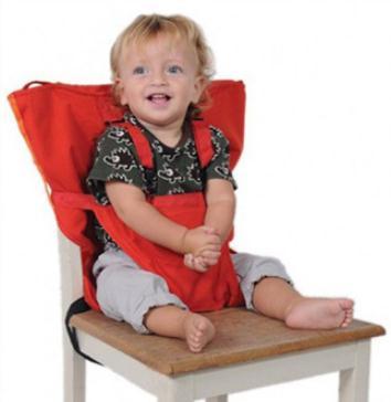 2015 Portable Child Baby Chair Safety Shoulder Strap Belt