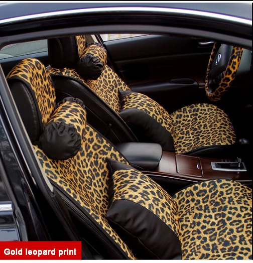 Leopard Print Car Seat Cover Promotion Shop For