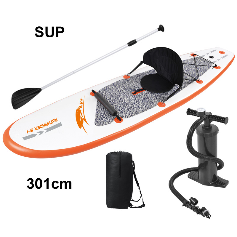 inflatable surf board surfing stand up paddle 300*75.5*10cm<br><br>Aliexpress