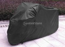 Motorcycle Waterproof Polyester Bike Cover Outdoor Indoor Protector XXL(China (Mainland))
