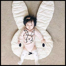 Baby bedding set blanket kids rabbit room decoration blankets toddler crib sleeping cover blanket floor mat konijnen kruip deken(China (Mainland))