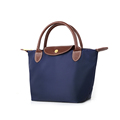 Women Waterproof Nylon Handbag Fashion Casual Foldable Small Bag Ladies Durable Practical Contrast Color Bag Casual