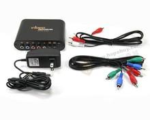 popular vga component video converter