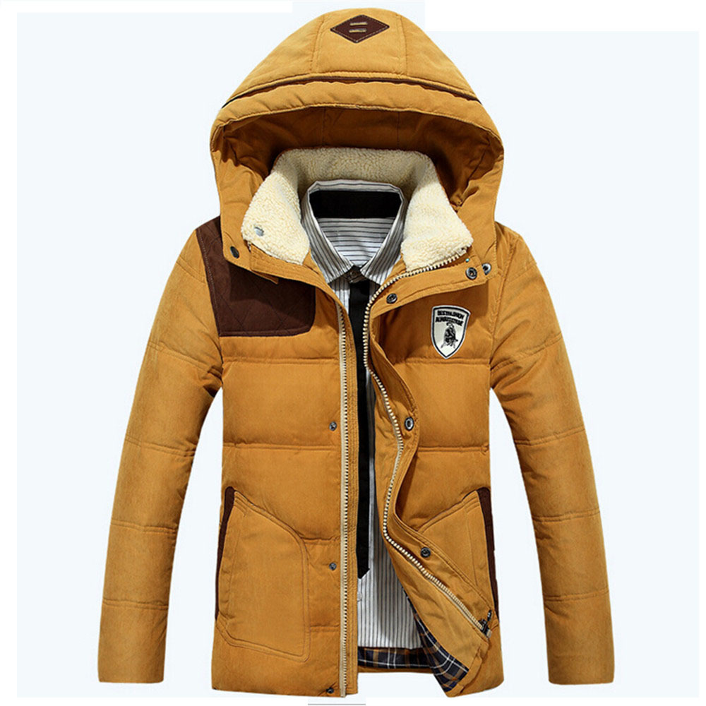 Winter Men Jackets Duck Down Jacket Men s Casual Fashion Thick Jackets For Men outdoor Down