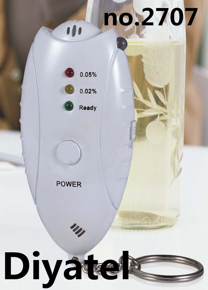 Factory Price alcohol tester Free Shipping/ LED Breath Alcohol Tester/alcohol tester/ home use(China (Mainland))