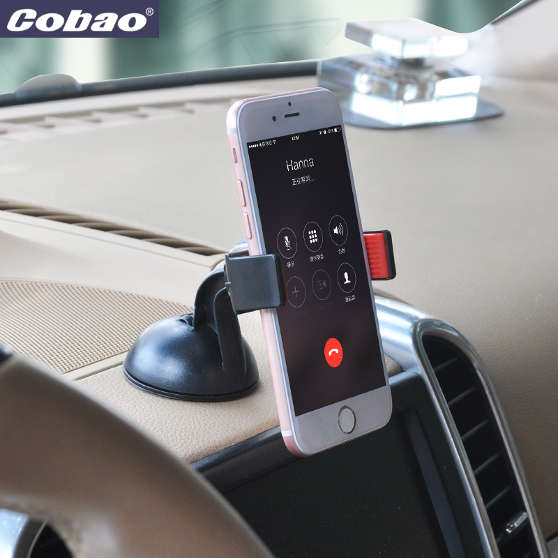 Universal Sucker Adjustable Car Phone Gps Camera Mount Holder Stand Adsorbed On Glass Window Mobile Phone Accessories and Parts(China (Mainland))