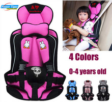 Hot sales brand baby car seat child car seat safety portable classic 5-point safe belt   chair 9M-5Y baby care Baby Seats Sofa 8(China (Mainland))