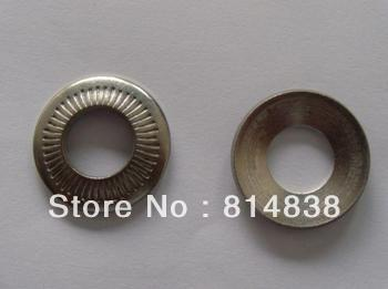 M10  Knurling disc washer gasket  500 pieces<br><br>Aliexpress