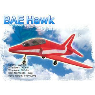 Ducted Fan RC Jet plane T45 Red Arrow(China (Mainland))