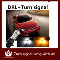 Guang Dian fit for Lancer Evolution EX DRL Daytime Running Light Turn Signal Light Xenon White