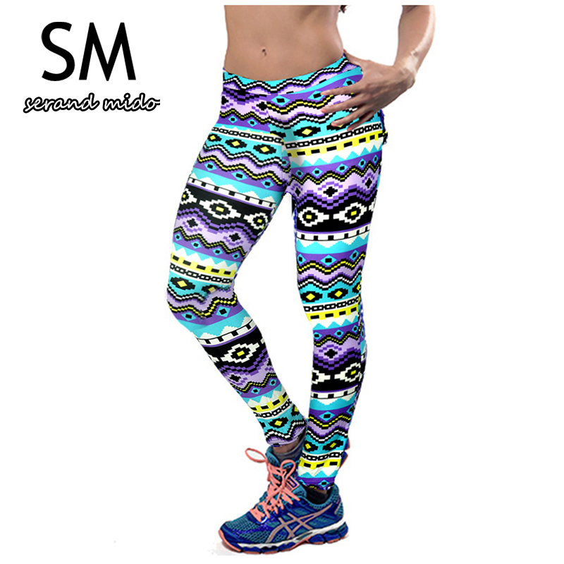 Lady Women Yoga Pants Sports Clothing Leggings For Female Tights Workout Sport Fitness Bodybuilding Clothes Running Trousers 025