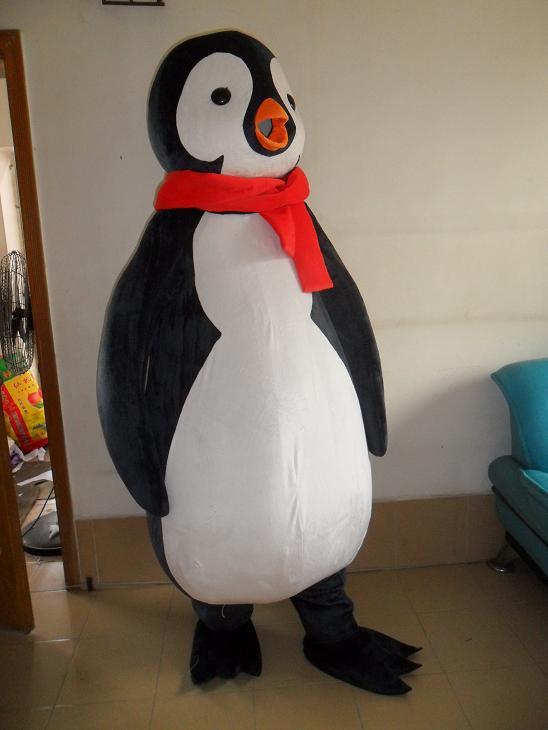 Костюм пингвина для взрослого своими руками