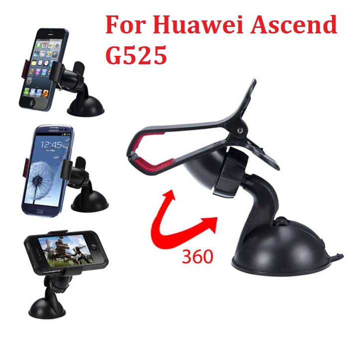 Car Stick Windshield Mount Stand Holder Cellphone Mobile Phone Huawei Honor 3C 4G LTE 16Gb GPS - My Digital Accessories store