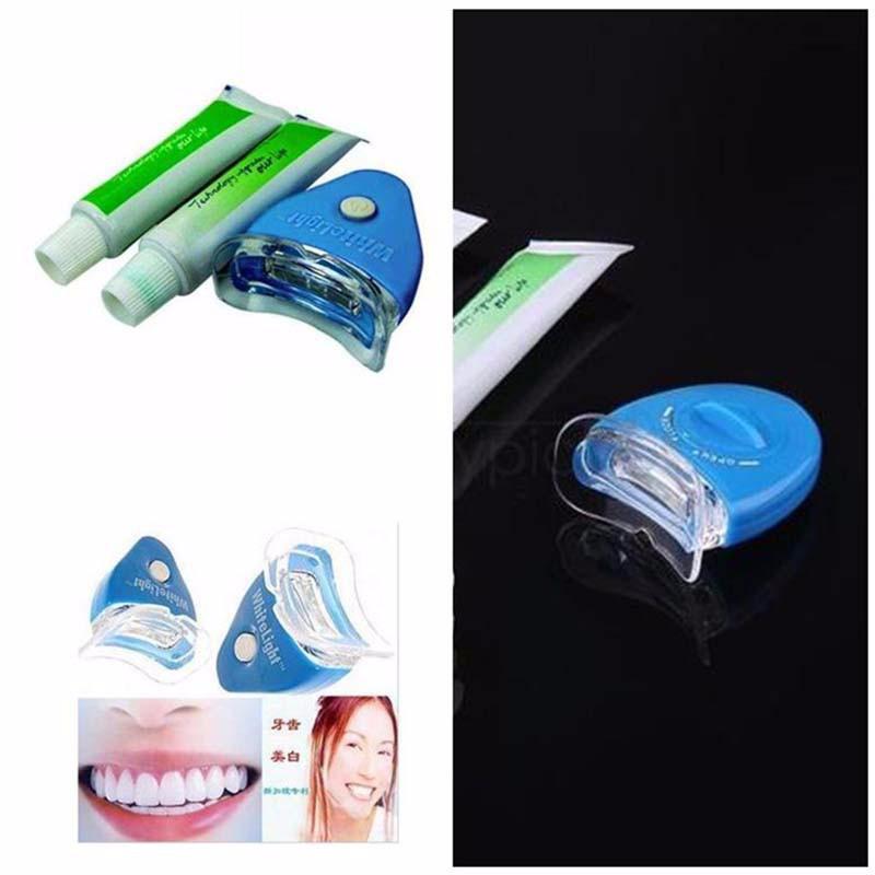 Original white light tooth whitening tooth whitening gel bleaching Dental bleaching lamp bright white teeth whitening(China (Mainland))