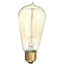 Lowest Price E27/E14S 3W/5W/40W Transparent Filament Light Bulbs Vintage Retro Industrial Antique Style Edison Lamp(China (Mainland))