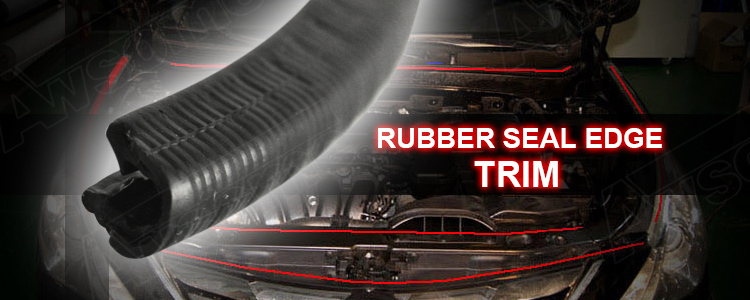 black 6m 240 car truck interior exterior rubber edge u channel seal trim protector guard. Black Bedroom Furniture Sets. Home Design Ideas