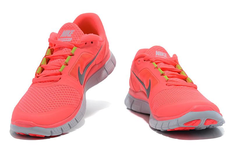 nike girls free run 3 running shoes