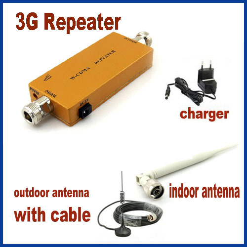W-CDMA 2100Mhz repeater 3g amplifier booster signal parts HK post - super 889 store