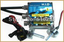 hid xenon lamp 12 v / 35 w un singolo xenon auto fari lampada set lampada allo xeno modello : h1 h3 h7 freeshipping(China (Mainland))