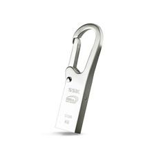 Free shipping SSK K6 USB 3.0 100% 32GB USB flash drives pen drive waterproof High speed metal 32G USB 3.0 flash drives(China (Mainland))