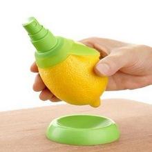 Nueva moda Citrus Spray de mano 3 unids/lote fruta exprimidor exprimidor exprimidor cocina herramientas de cocina limón sandía pulverizador zumo(China (Mainland))