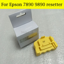 HOT SELL Chip resetter for epson 7890 9890 printer for epson T6361-T6369 cartridge