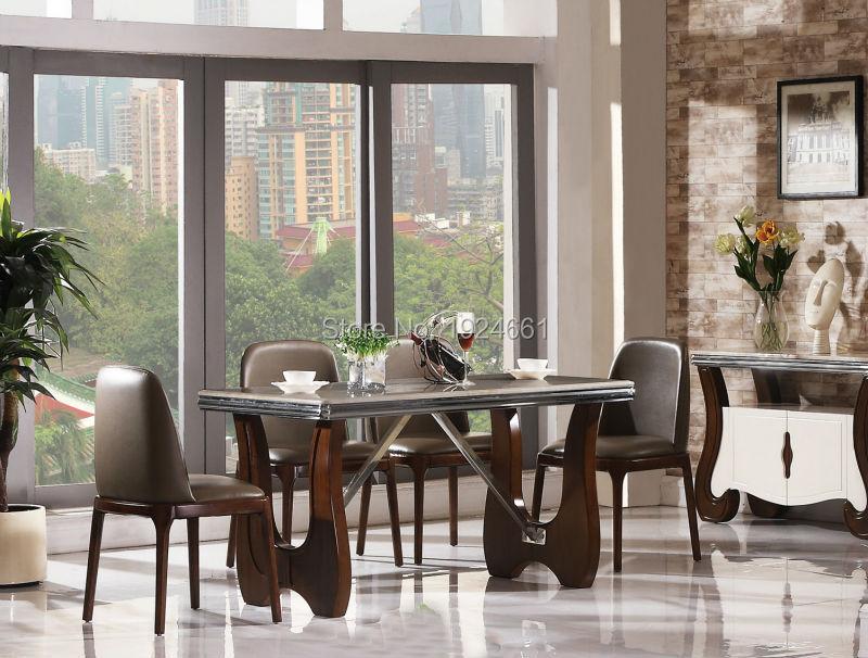 2016 Dining Table Sets Moveis Antigos Para Sala Wood ...