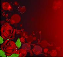 Photography Background New Arrival Rose Pretty Nice Photo Studio Valentine'S Day Zzj27 Valentine'S Day