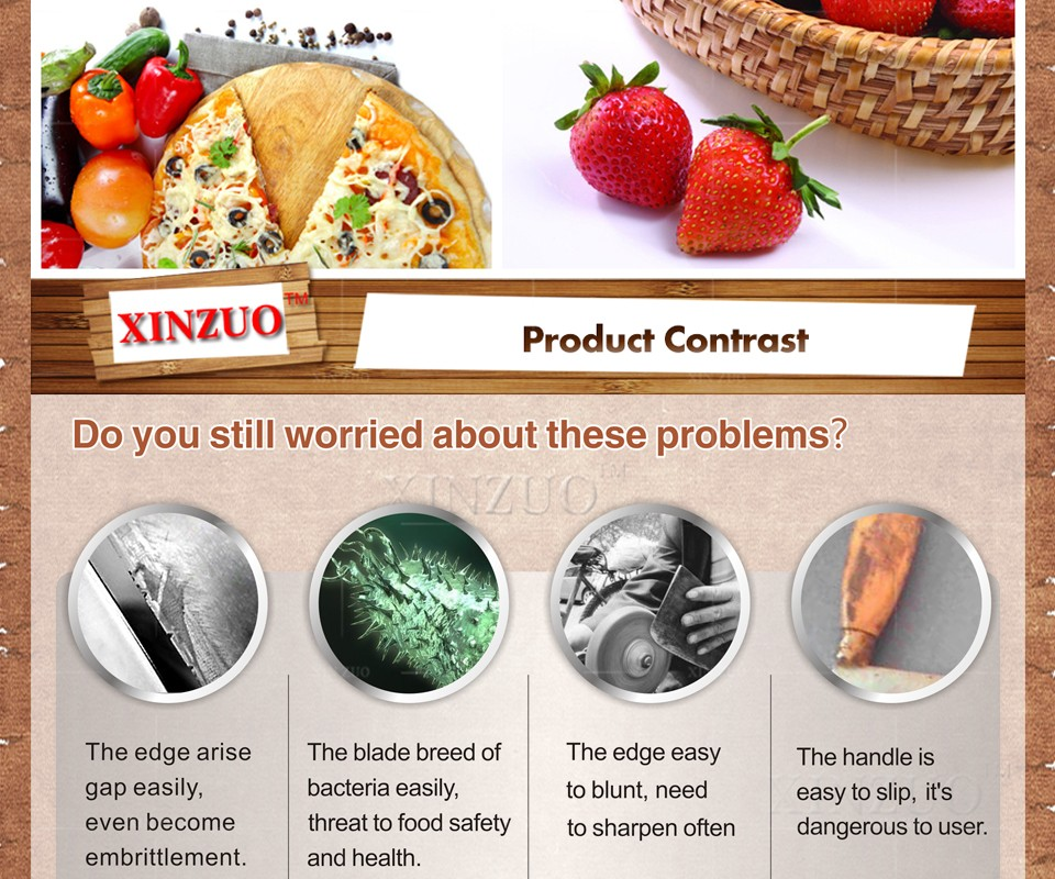 """Buy 2016 xinzuo HIGH QUALITY 5"""" inch uitility knife Damascus kitchen knife VG10 Utility/Universal knife Micarta handle FREE SHIPPING cheap"""