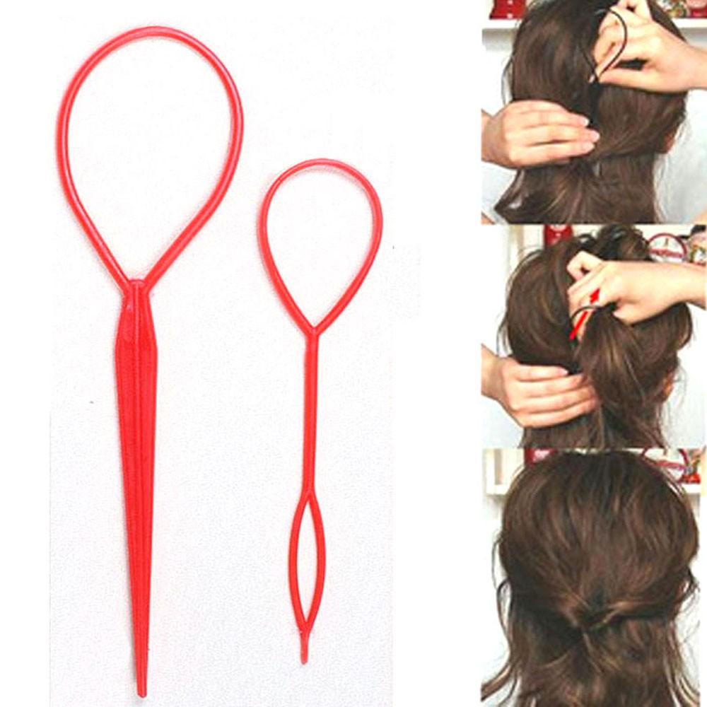 Braiders Magic Hair Twist Styling Clip Stick Bun Hairstyle Maker