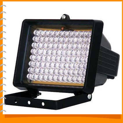 IP65 Waterproof Dual Power 850nm CCTV IR LED illuminator Infrared LED illuminator Lamp Outdoor For Night Vision Lighting(China (Mainland))